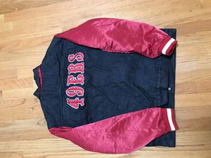 Levi's X 49ers collab Mens XL for Sale in San Francisco, CA