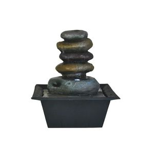 Stacked Stone Light-Up Fountain by Ashland for Sale in Torrance, CA