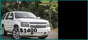 Price$1400 2008 TAHOE LTZ for Sale in Grand Rapids, MI