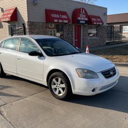 2004 Nissan Altima 2.5 S for Sale in Warren,  MI