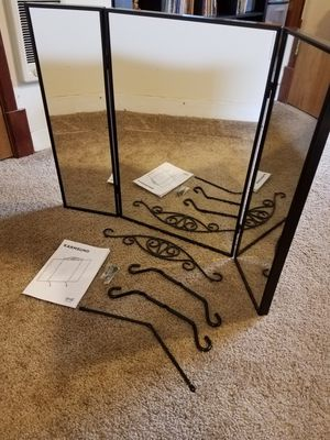 Ikea Karmsund table mirror for Sale in Portland, OR