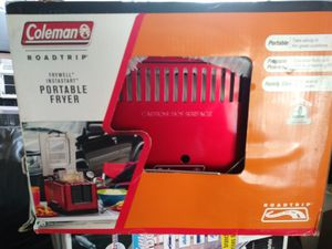 Coleman portable dry well deep fryer for Sale in Detroit, MI