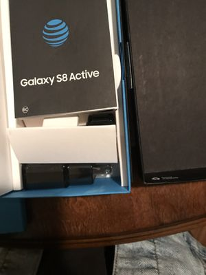 Samsung s8 active BRAND NEW! for Sale in Austin, TX
