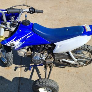 2010 YAMAHA TTR50 LIKE NEW ELECTRONIC START TITLE IN HAND for Sale in Clovis, CA