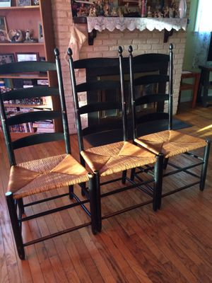 three free chairs for Sale in Glen Burnie, MD