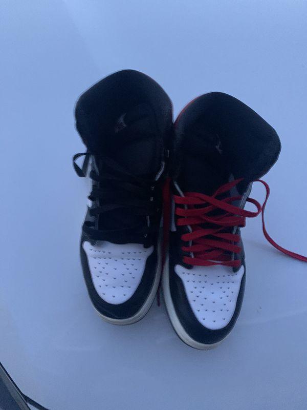 Jordan 1 Gym Red sz 10.5