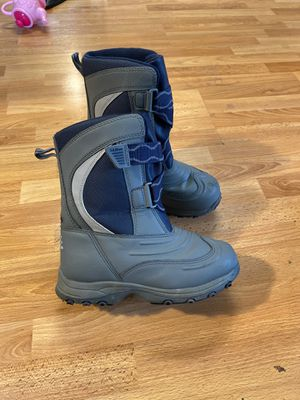 Kids size 1 LL bean snow boots boys for Sale in Carson, CA