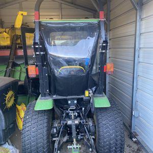 John Deere 2720 4 Wheel Drive Tractor & Attachments For Sale for Sale in Alexandria, VA