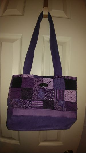 Donna Sharp Quilted Tote Bag for Sale in Indianapolis, IN