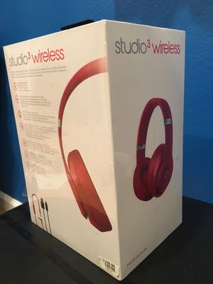 Beats Studio 3 Wireless Headphones for Sale in Santa Ana, CA