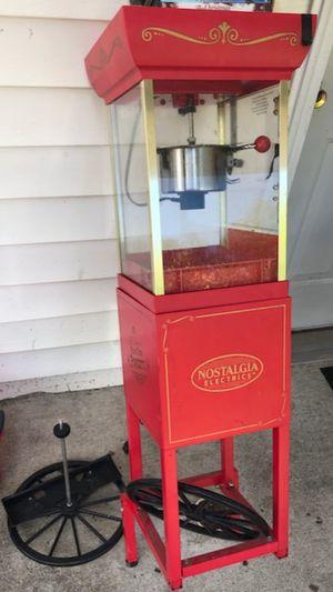Popcorn machine for Sale in Jefferson City, MO