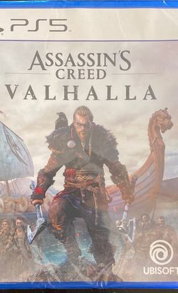 PS5 Game Assasin's Creed Valhalla for Sale in Las Vegas,  NV