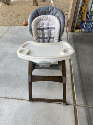 Ingenuity wooden high chair for Sale in Apache Junction, AZ