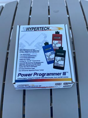 Hyper tech Programmer III / Chevy GMC for Sale in Las Vegas, NV