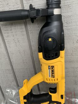 DEWALT XR DCH133B 20V CONCRETE MASONRY ROTARY HAMMER DRILL BRUSHLESS for Sale in Normandy Park,  WA