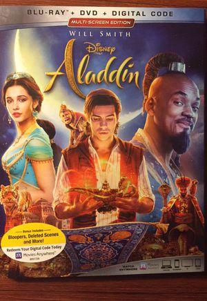 Aladdin Blu-ray for Sale in Clovis, CA