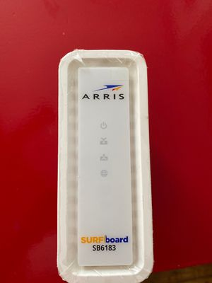 Arris Surfboard SB6183 Cable Modem for Sale in Elizabethtown, PA