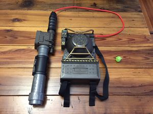 Ghostbusters electronic proton pack - 2016 Mattel cosplay Halloween for Sale in Colorado Springs, CO