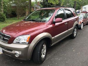 2003 Kia Sorento for Sale in Springfield, VA