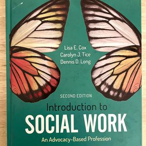Introduction to Social Work (2nd Edition) Textbook for Sale in Norman, OK