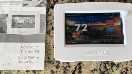 Venstar T8850 Thermostat for Sale in San Diego,  CA
