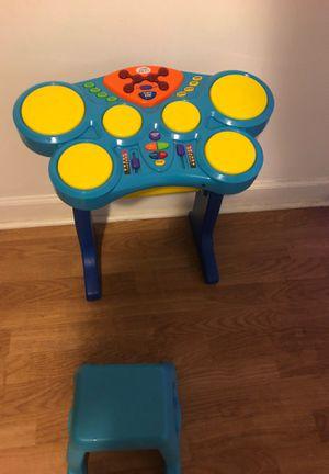 drum set for toddlers *read description* for Sale in Garden City, MI