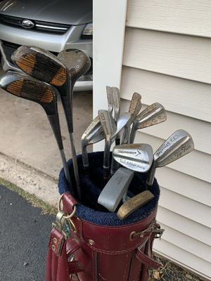 Full set of golf clubs for Sale in Guilford, CT