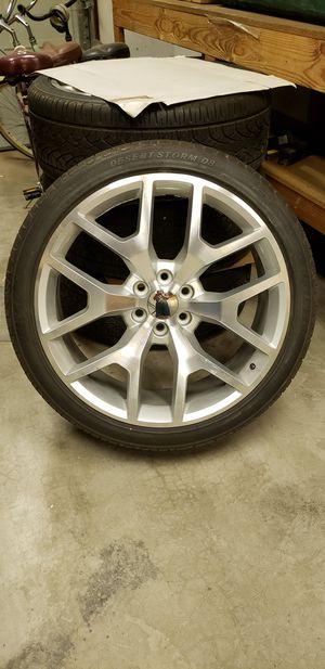 Tires W/Rims for Sale in Hesperia, CA
