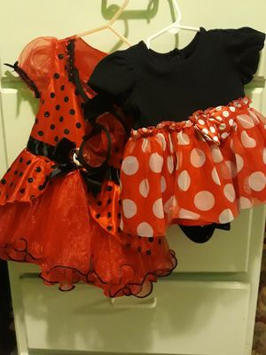 Toddler girl costumes for Sale in Winter Haven, FL