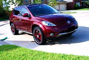 Asking$80O Nissan Murano SE O3 for Sale in Santa Monica, CA