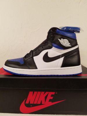Air Jordan 1 Retro High Og Royal Toe Men's Size 7.5 for Sale in Los Angeles, CA