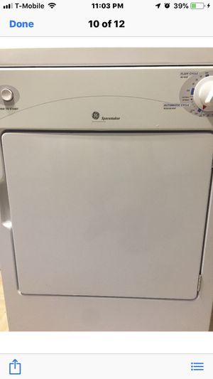Dry electric 110 with filter indoor, good condition for Sale in Staten Island, NY