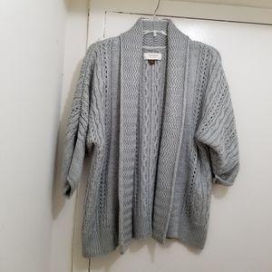 Sonoma grey cardigan size L for Sale in Reston, VA