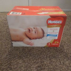 Huggies Size 1 New for Sale in Corona, CA