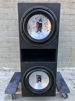 WOOFER SPEAKERS for Sale in Gardena, CA