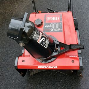 TORO CCR1000 RUN LIKE NEW NOTHING WRONG for Sale in Elgin, IL