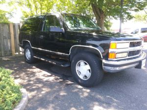 1997 Chevy Tahoe Coupe for Sale in Washington, DC