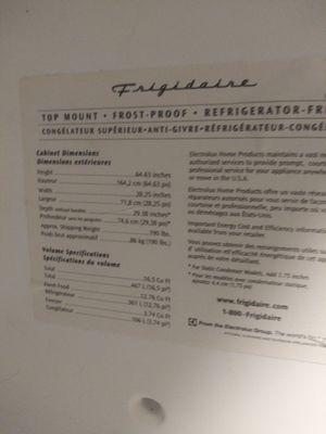 Fridgaire for Sale in Fort Lauderdale, FL