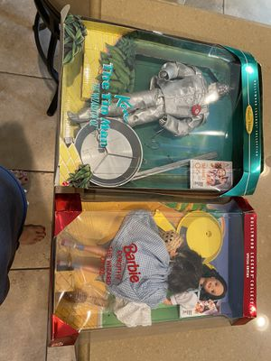 Assorted Barbie and Precious Moment Dolls for Sale in Corona, CA