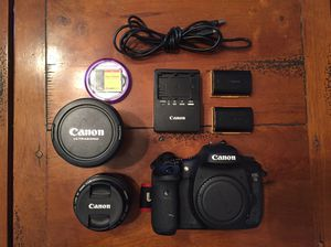 Canon EOS 7D for Sale in Marysville, OH