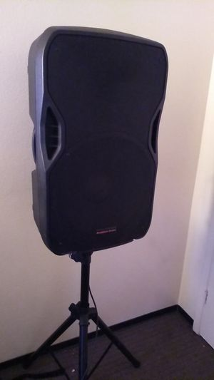American Audio Party Speaker for Sale in Glendale, AZ