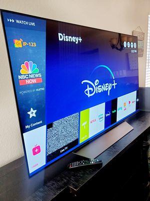 """Oled LG 65"""" Smart TV UHD HDR 4K!! E8 MODEL for Sale in Mesa, AZ"""