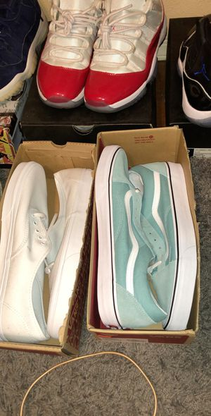 Brand new vans size 13 for Sale in Vancouver, WA