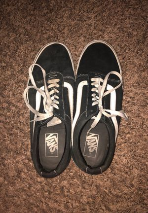 MENS SIZE 9 classic vans skate shoe for Sale in Denton, TX
