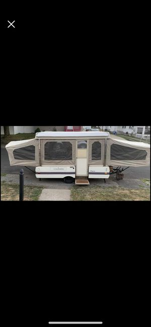 85 Coleman Popup camper for Sale in Lincoln, RI