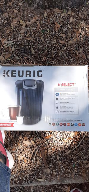 NEW KEURIC COFFEE MAKER IN BOX. BEST OFFER TODAY CAN HAVE IT TODAY!!!! for Sale in NEW PRT RCHY, FL