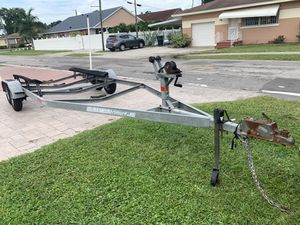 Trailer for boat 20 to 24 feet for Sale in Tampa, FL