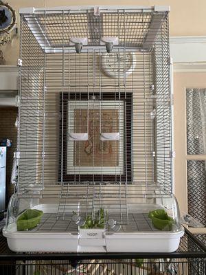 Vision M02 Bird Cage for Sale in Winona, MN