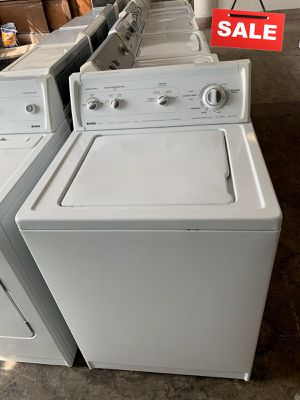 🚚💨Top Load Kenmore Washer With Warranty #1455🚚💨 for Sale in Glen Burnie, MD
