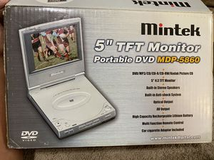 "5"" Portable DVD Player for Sale in Phoenix, AZ"